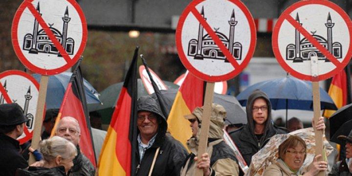 Almanya'da İslam Düşmanı Faşistlere Destek Artıyor