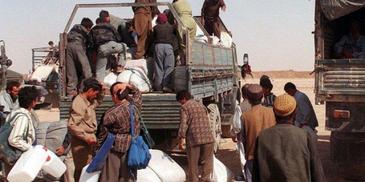 İran Polisi Sınırda Afgan Mültecileri Vurdu: 6 Ölü