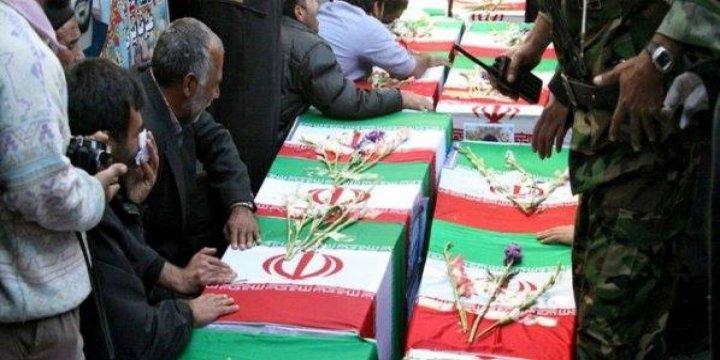 İran Son 4 Yılda Bin 200 Askerini Esed'e Kurban Etti