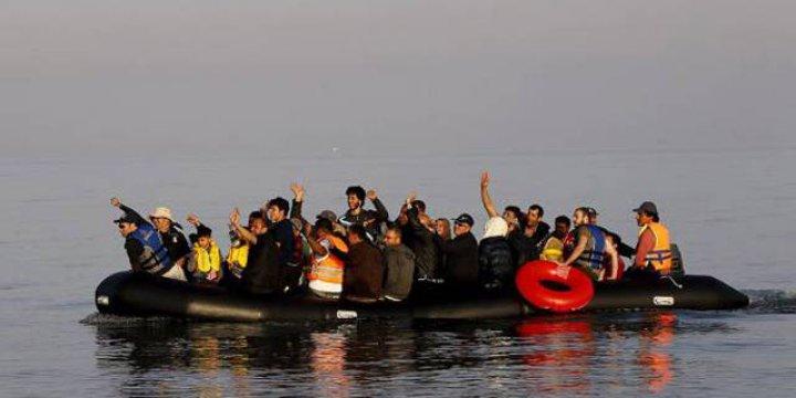 AB, Mültecileri Ege Adaları'na Hapsetmeyi Planlıyor!