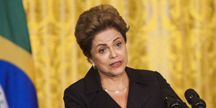 Rousseff'in Yargılanmasının Önünü Açan Karar Geri Çekildi