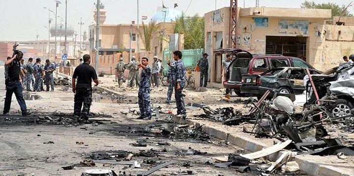 Bağdat'ta Bombalı Saldırı: 20 Kişi Hayatını Kaybetti