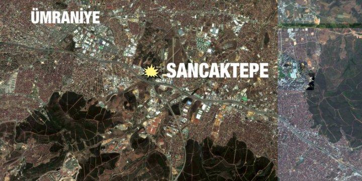 Sancaktepe'de Patlama