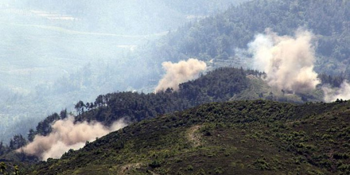 Esed Rejiminden Türkmendağı'na Yeni Saldırı