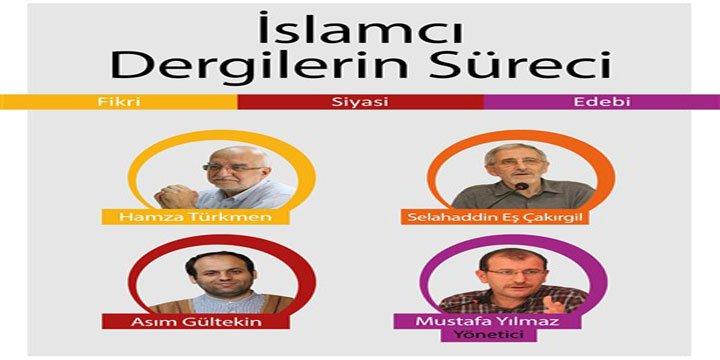 TÜRDEB'de 'İslamcı Dergilerin Serüveni' Konuşulacak