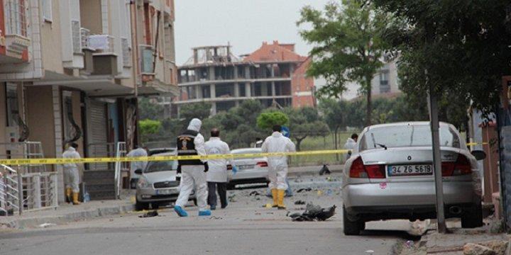 Sancaktepe'deki Saldırıyı PKK Üstlendi!