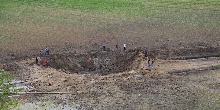 PKK'nın Gömüleceği Büyük Krater