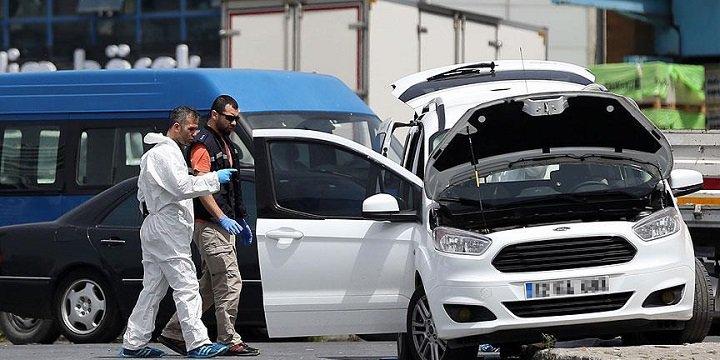 Sancaktepe'deki Saldırıya İlişkin Aranan Araç Bulundu