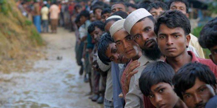 BM'den Arakanlı Müslümanlar İçin Çağrı
