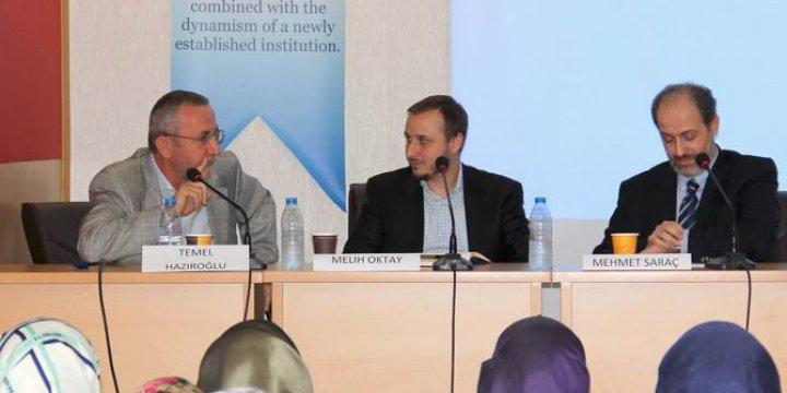 Marmara Üniversitesi'nde İslam İktisadı Konuşuldu