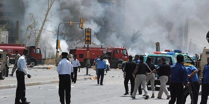 Irak'ta LPG Fabrikasına Saldırı