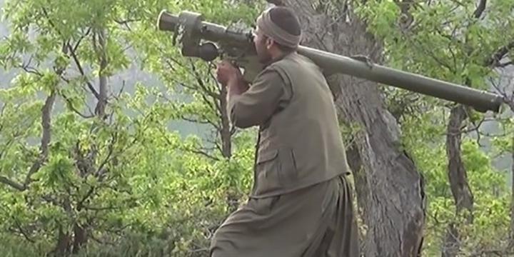 Bu Silahı PKK'ya Kim Verdi?