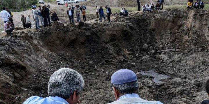 Ulaşılamayan 13 Köylünün Cesedi Küle Dönüşmüş Olabilir