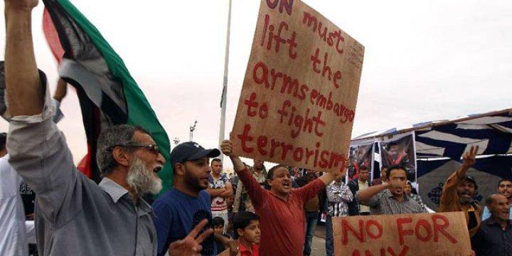 """Viyana'da """"Libya"""" Toplantısı"""