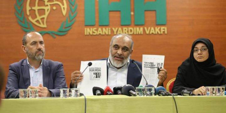 10. Yılında Gazze Ablukasının İnsanlık Dışı Sonuçları