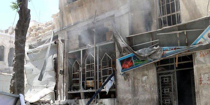 İdlib'e Füzeli Saldırı: 12 Ölü, 5 Yaralı
