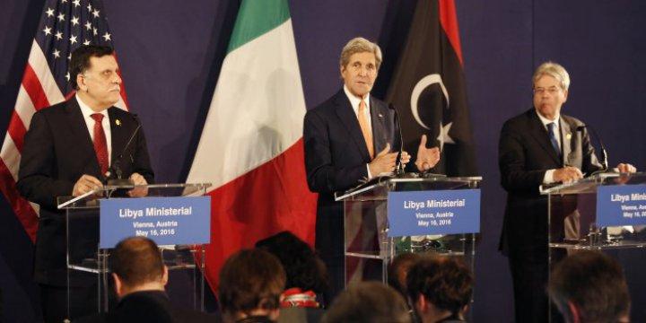Viyana'daki Libya Toplantısı Sona Erdi