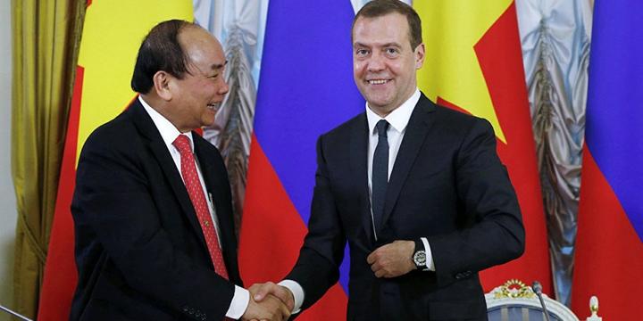 Rusya ve Vietnam Arasındaki İlişkiler Sağlamlaştırılıyor!