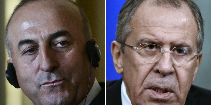Çavuşoğlu'ndan Lavrov'a IŞİD Tepkisi: Deliliniz Varsa İstifa Etmeye Hazırım