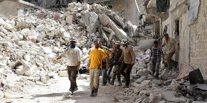 Suriye'de Katliamlar Sürüyor: 14 Sivil Hayatını Kaybetti!