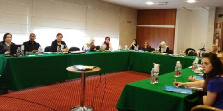 İtalya'da Mülteci Hakları Çalıştayı Yapıldı