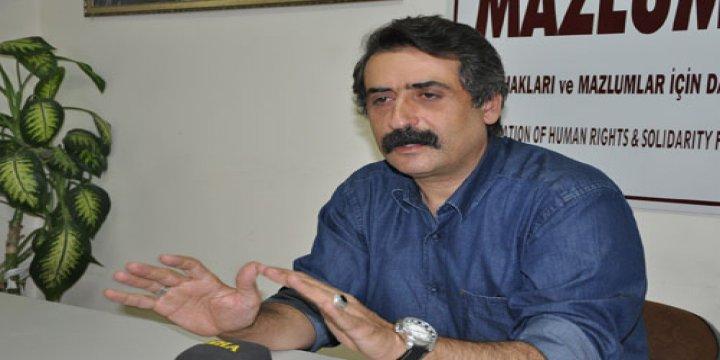 Mazlumder İstanbul'dan Mazlumder Genel Başkanına Tepki