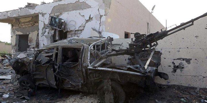 Libya'da IŞİD Saldırısı: 30 Asker Öldü, 50 Yaralı
