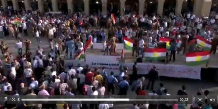 Erbil'de 'Sykes-Picot Tabutu'