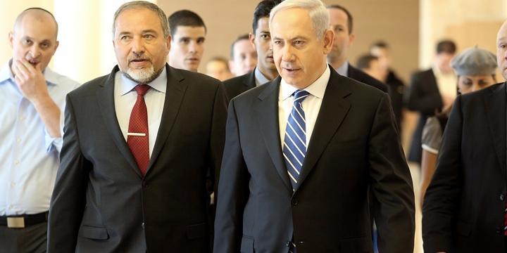 """""""Lieberman'ın Hükümete Girmesi Fanatizmin Güçlendiğinin Göstergesi"""""""