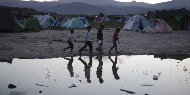 AB'den İnsan Kaçakçılığı Raporu