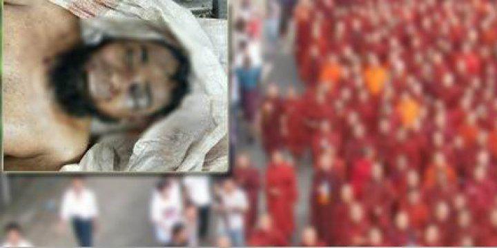 Myanmar'da Budistler Müslüman Alimi Katletti
