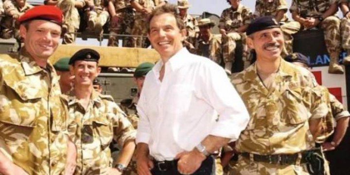 İngiltere'de Tony Blair'e 'Irak İşgali' Davası Açılıyor