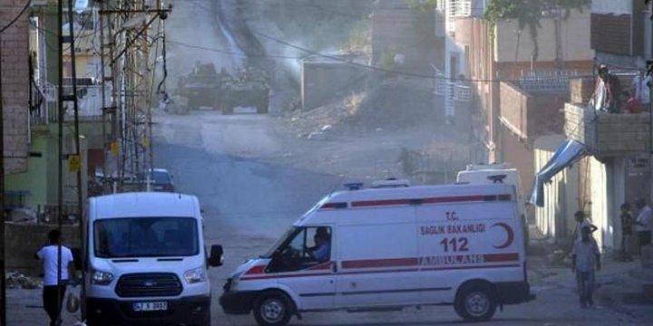 PKK'lılar Mardin'de Bir Muhtarı Katletti