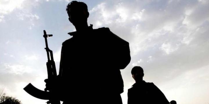 PKK'lılar Şantiye Basıp İşçi Kaçırdı!