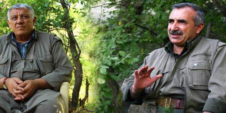 PKK'nın Liderleri Cemil Bayık ve Murat Karayılan Birbirine Düştü