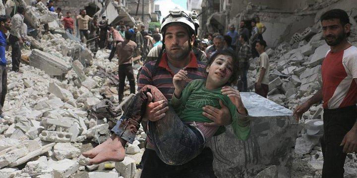 Suriye'de 3 Yılda 106 Sivil Savunma Personeli Öldürüldü