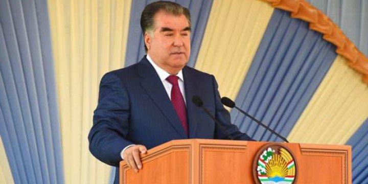 Tacikistan'da 'Ebedi Şeflik' Dönemi