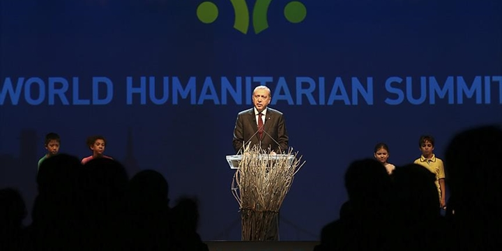 Erdoğan: Acının Rengi, Irkı, Dili, Dini Olmadığını Biliyoruz