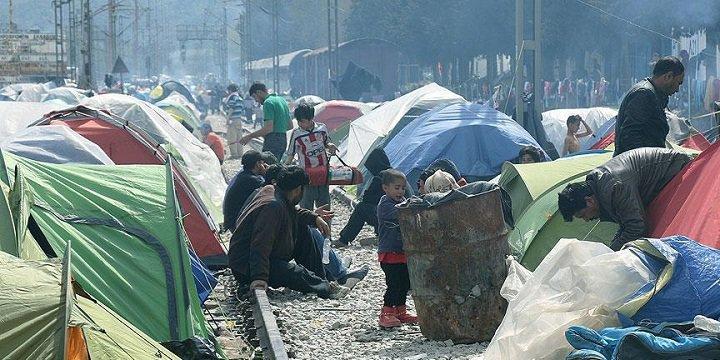 Sığınmacıların Yunan Adalarına Geçişindeki Artış Devam Ediyor