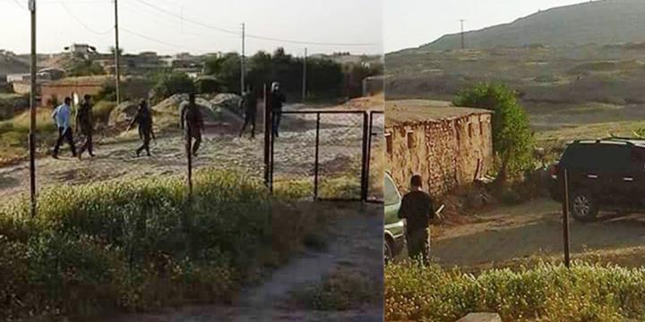 PYD Köy Basıp Gençleri Zorla Silah Altına Alıyor!