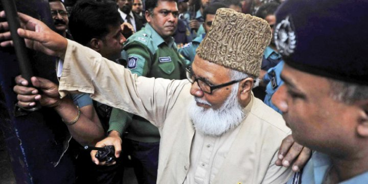 Oğlunun Tanıklığıyla Şehit Mutiurrahman Nizami'nin Hakk'a Yürüyüşü