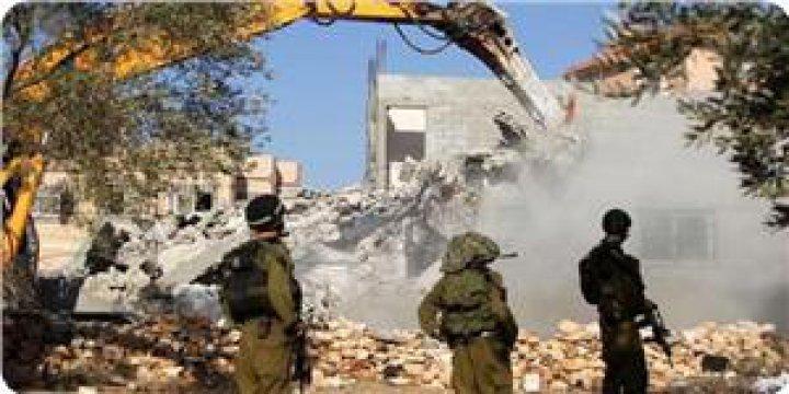 İşgal Yönetimi Dün Gece Kudüs'te Bir Mescidi Yıktı