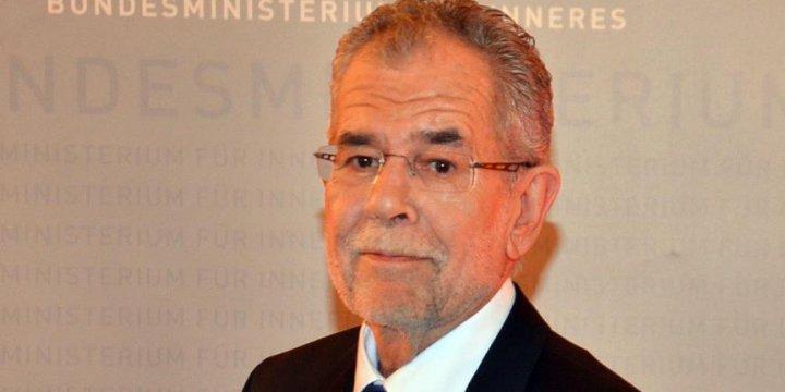 Avusturya'nın Yeni Cumhurbaşkanı Bellen Oldu