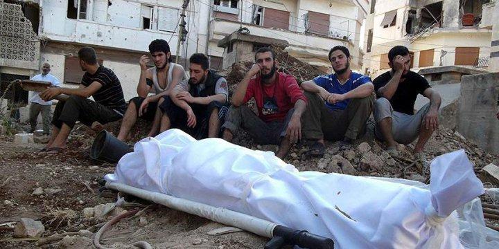 4 Yıl Önce Katliam Yaşayan Hola, Hala Rejimin Kuşatması Altında!
