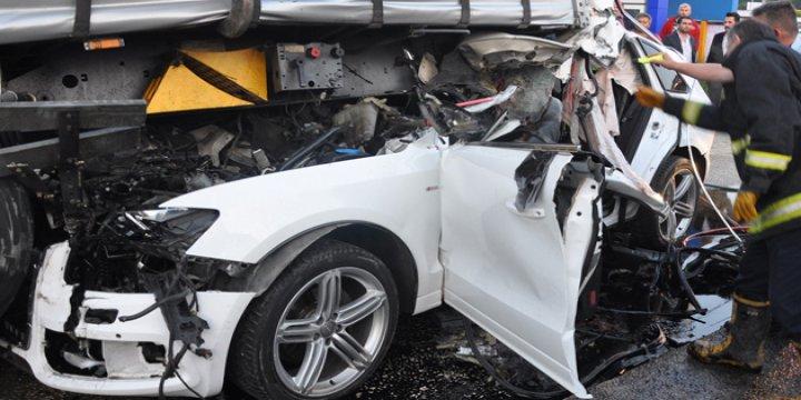 Bayram Tatilinin Kaza Bilançosu: 120 Ölü
