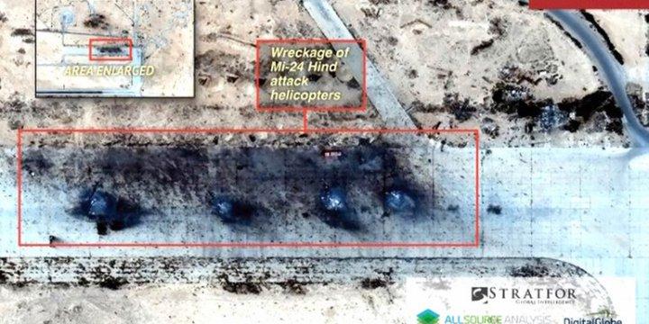 Suriye'deki Rus Üssüne IŞİD Saldırısı