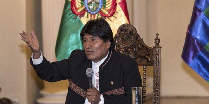 Bolivya'dan ABD ile Mücadele Etme Çağrısı