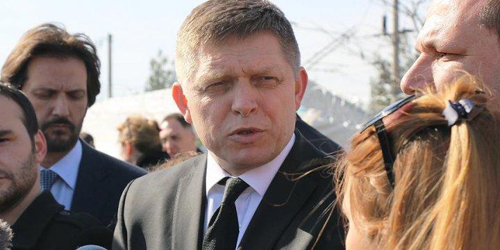 Slovakya Başbakanı Müslümanları İstemiyor