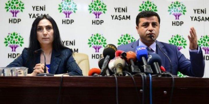 9 HDP'li Hakkındaki Fezleke Van Cumhuriyet Başsavcılığı'nda