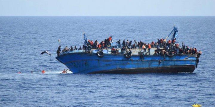 Akdeniz'de Tekne Battı: 16 Göçmen Kayıp!